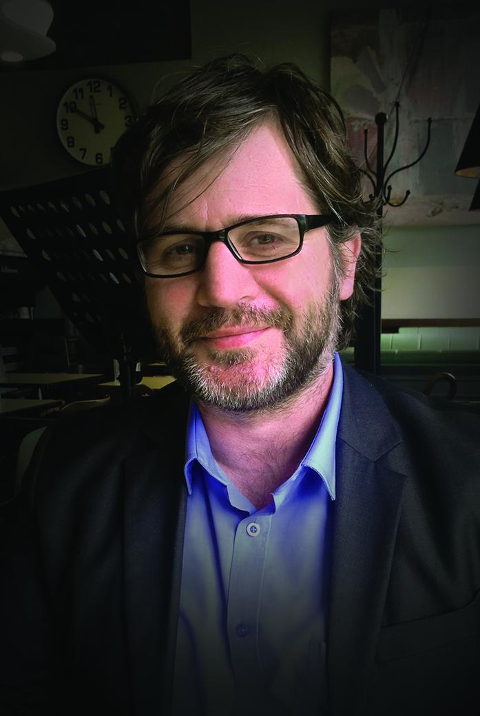 Martin McSharry Rawlife Artistic Director