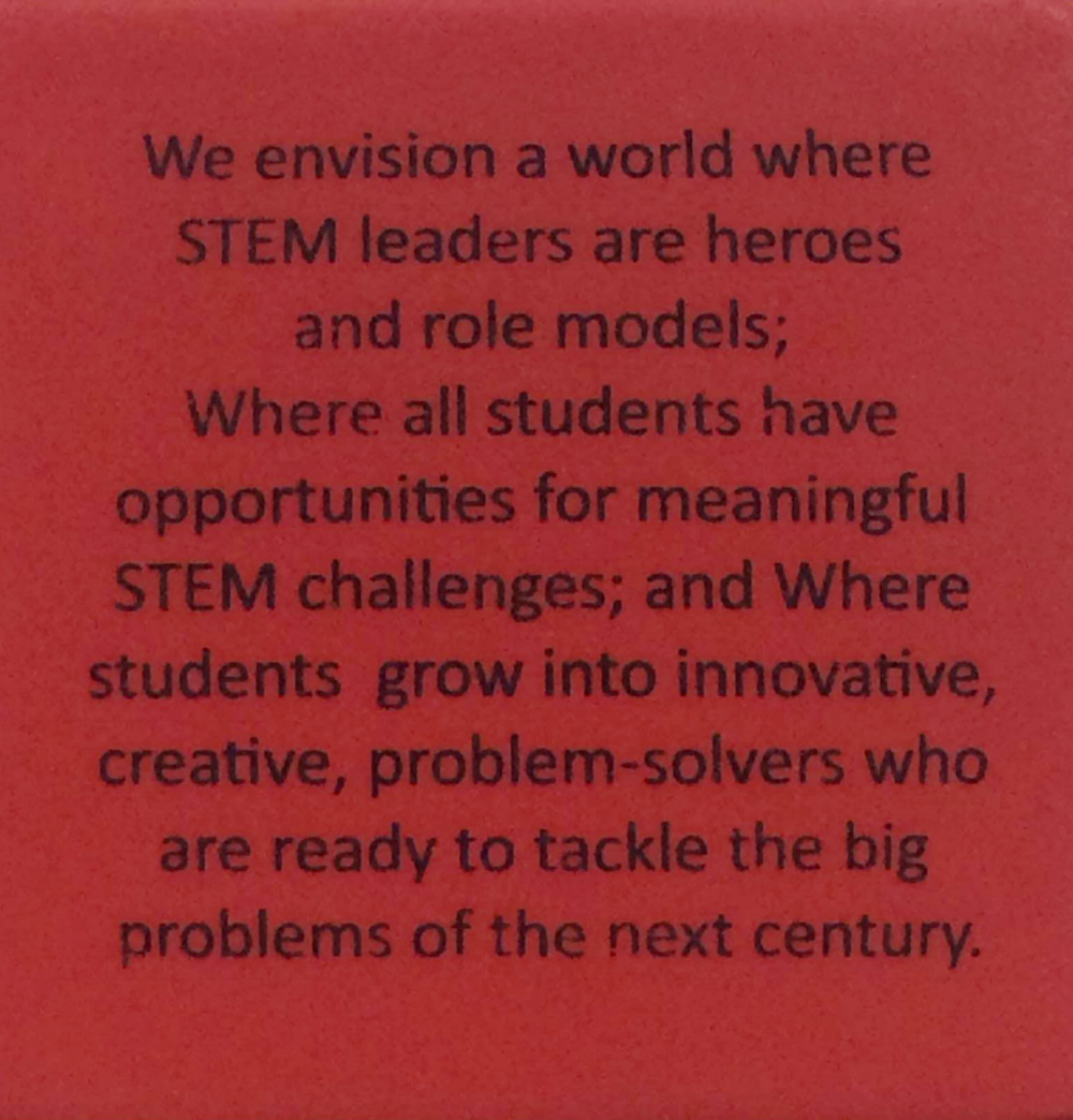 G3 MOTTO    G3 will provide opportunities and resources for K-12 students in Atlanta to grow into innovative, creative problem-solvers who are ready to tackle the big problems of the next century.