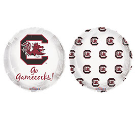 Having a party this weekend? We have officially licensed USC Gamecocks Balloons!