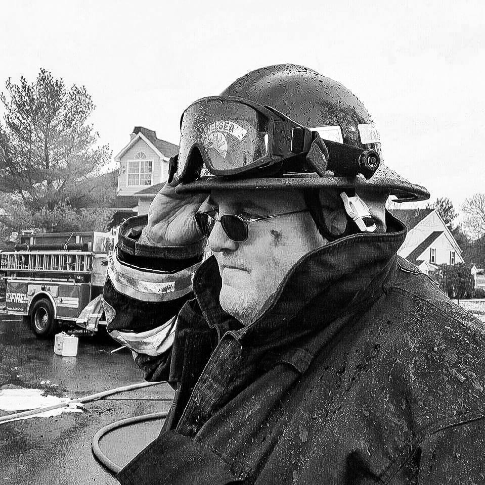 "James ""Jim"" E. Tompkins                        Past Chief, Safety Officer, Firefighter, EMT, Driver"