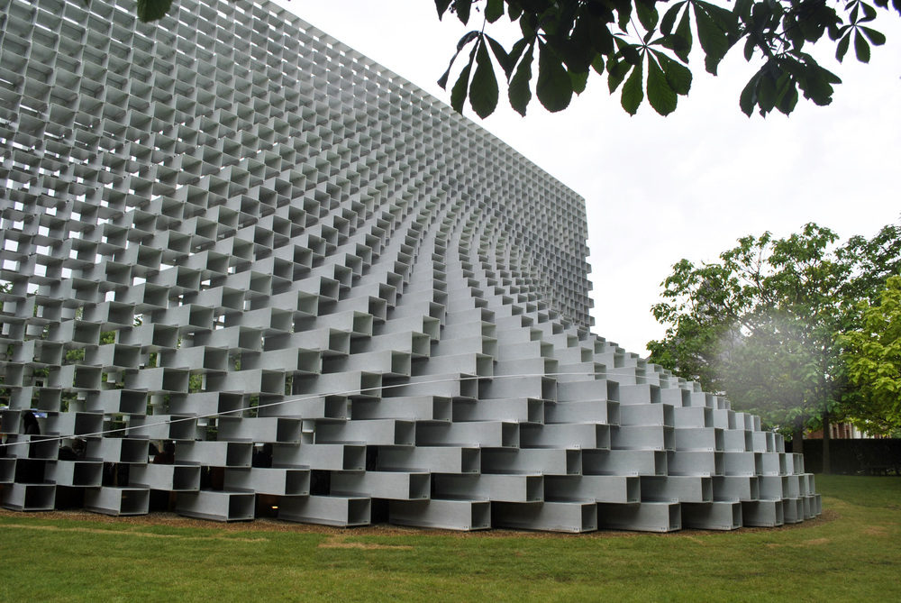 ©Detail Movement - Serpentine Gallery Pavilion by Bjarke Ingles Group