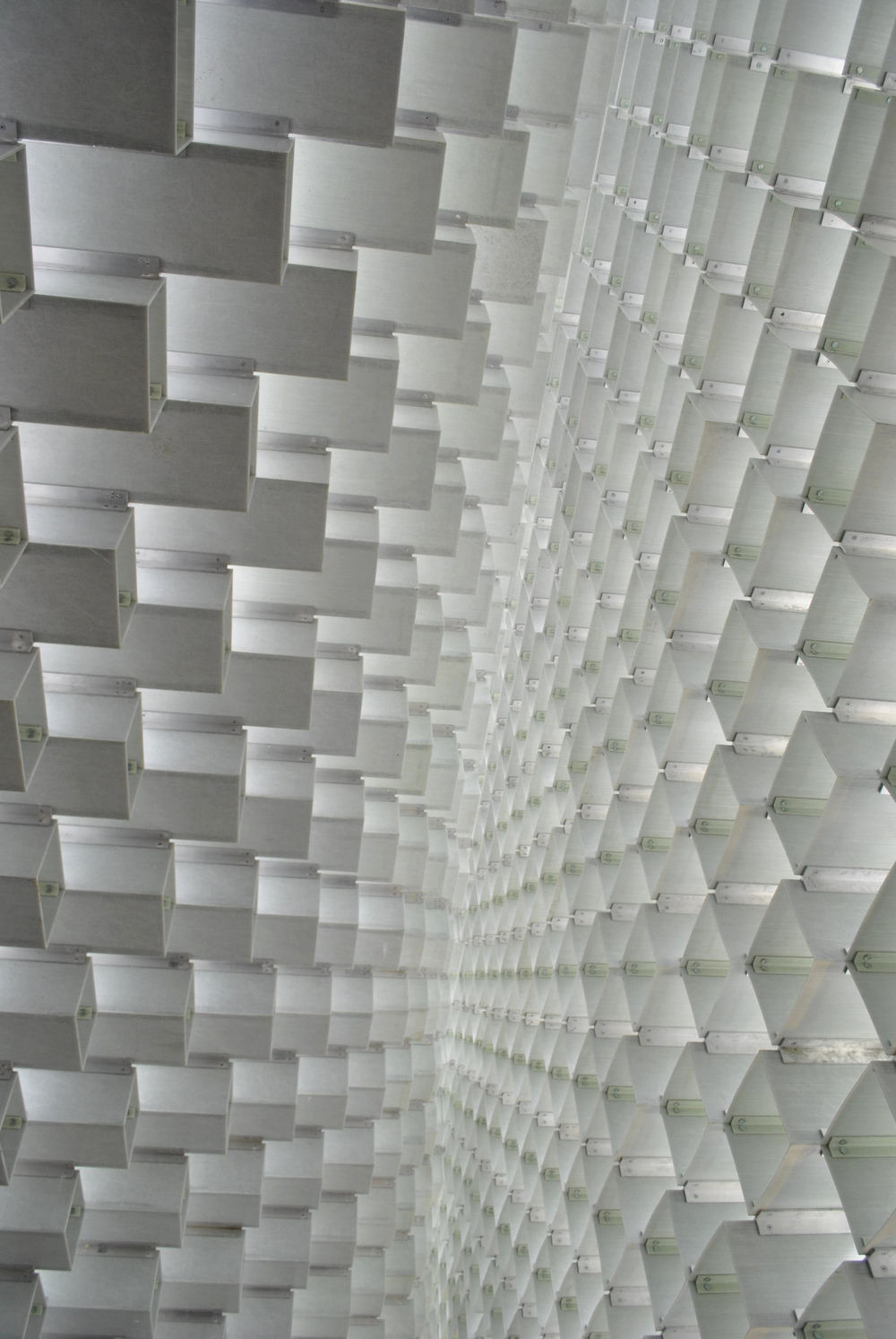 ©Detail Movement - Serpentine Gallery main pavilion by Bjarke Ingles Group
