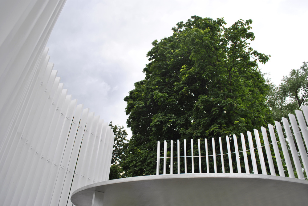 ©Detail Movement - Serpentine Gallery  Summer House Asif Khan - to the sky