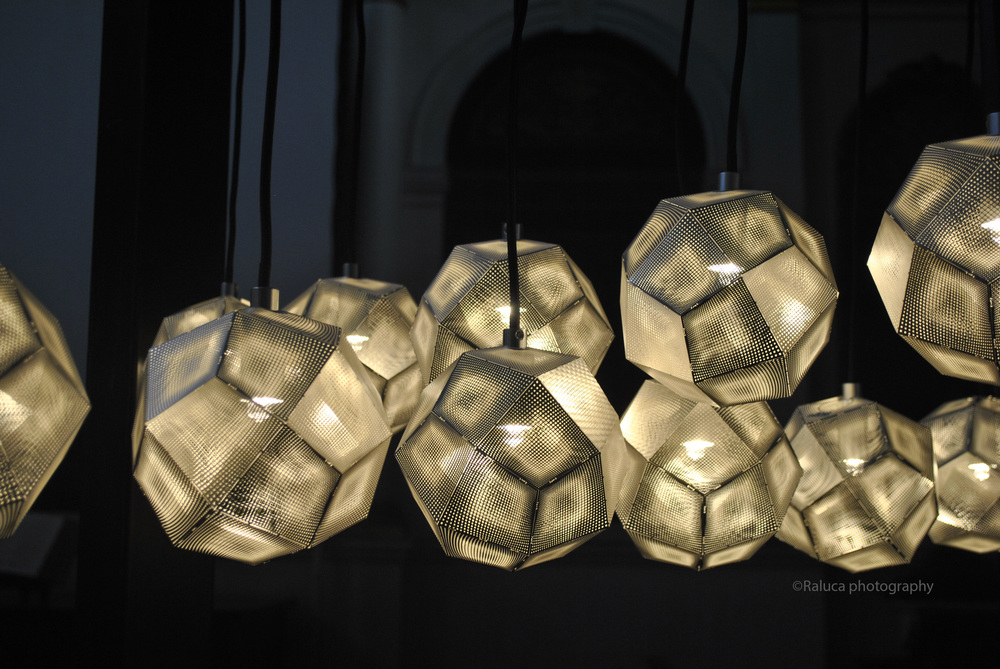 ©Detail Movement - tom dixon Light design