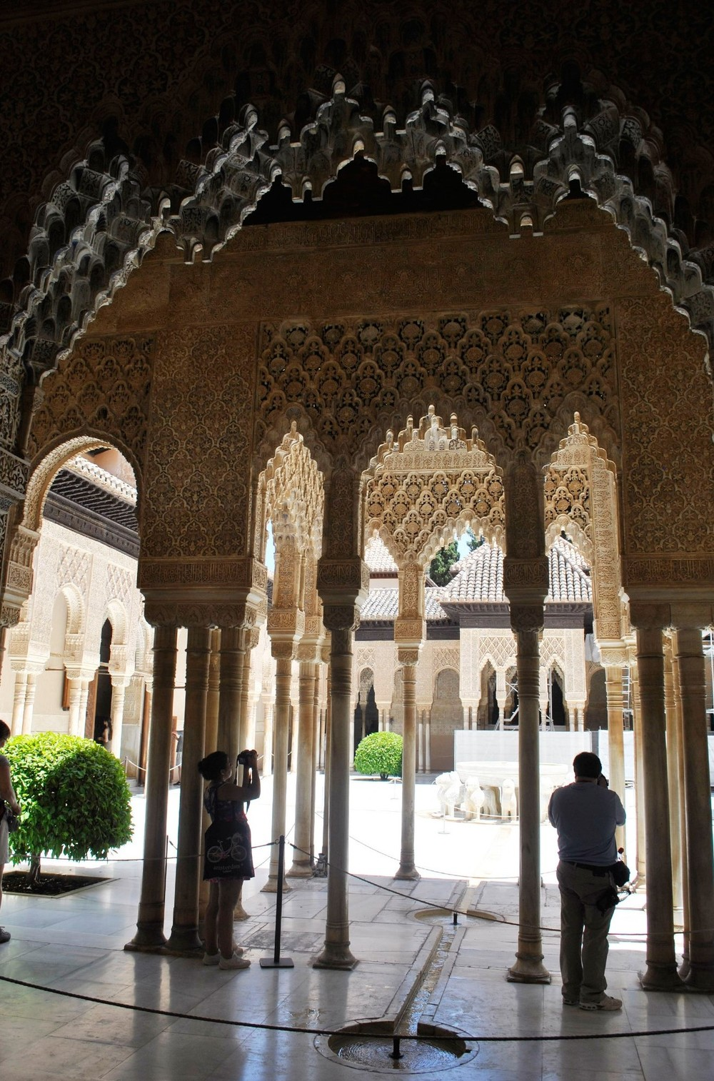©Detail Movement - Alhambra-Body of Architecture
