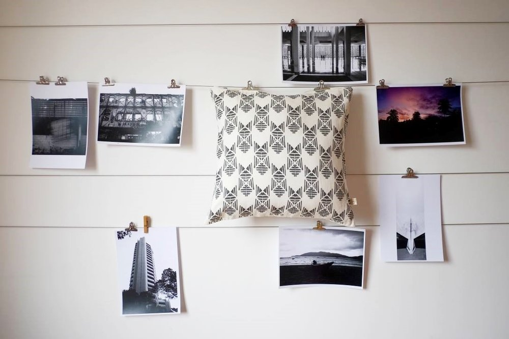Halfdrop Printables colletion - Photo via Halfdrop