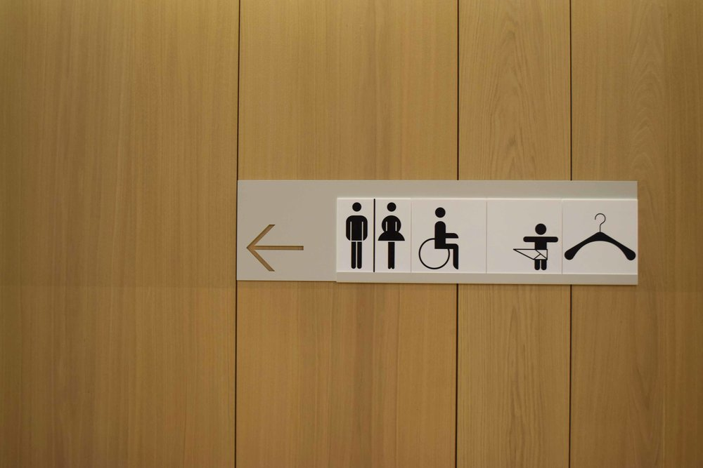 Design Museum signs - ©Detail Movement