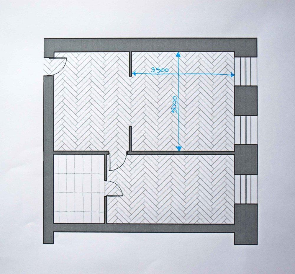 Plan - ©Detail Movement