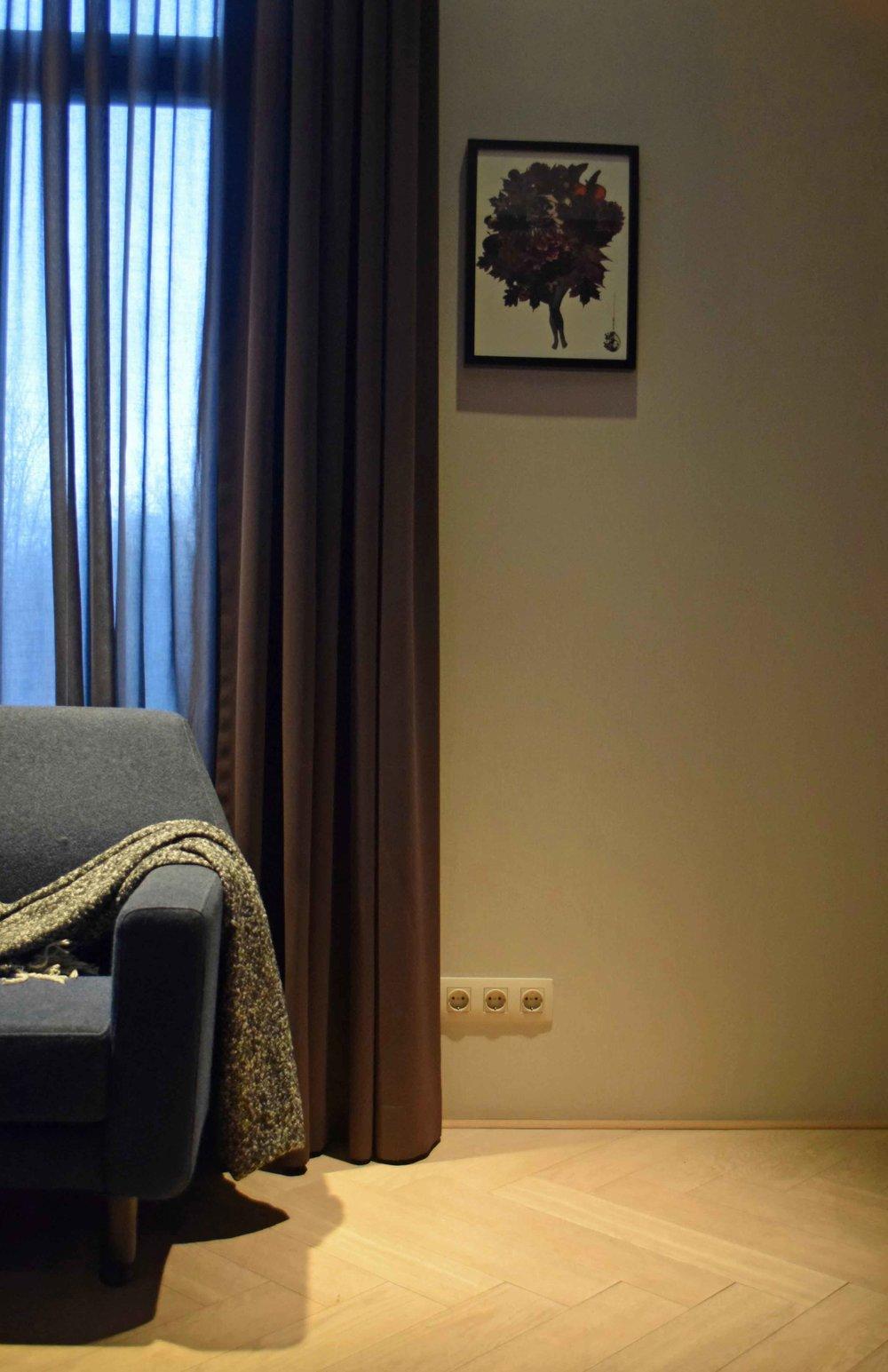 Amsterdam Interior Design Hotel No.377 details - ©Detail Movement