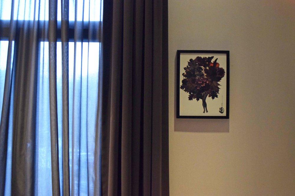 Amsterdam Interior Design Hotel No.377 art - ©Detail Movement