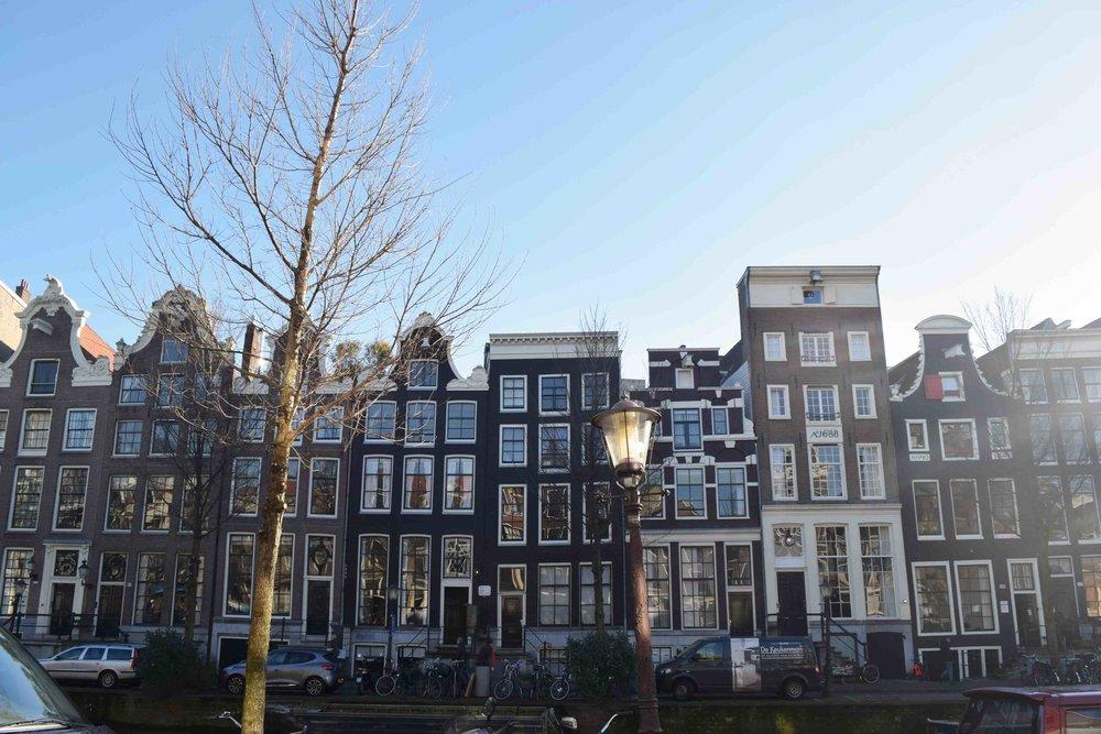 Amsterdam City Centre - ©Detail Movement