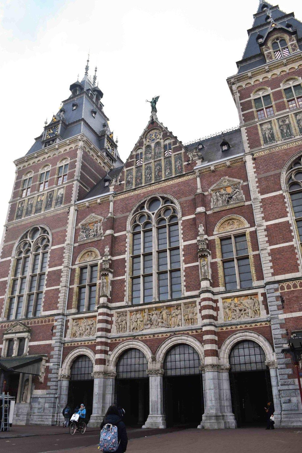 Amsterdam City Centre- ©Detail Movement