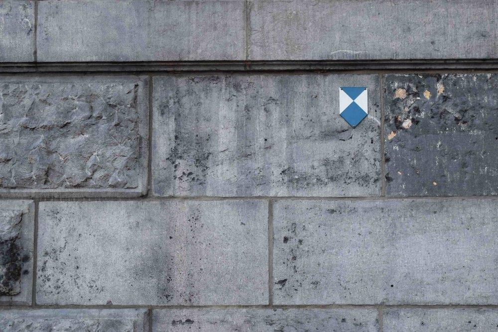 Amsterdam City Centre architecture detail 2 - ©Detail Movement