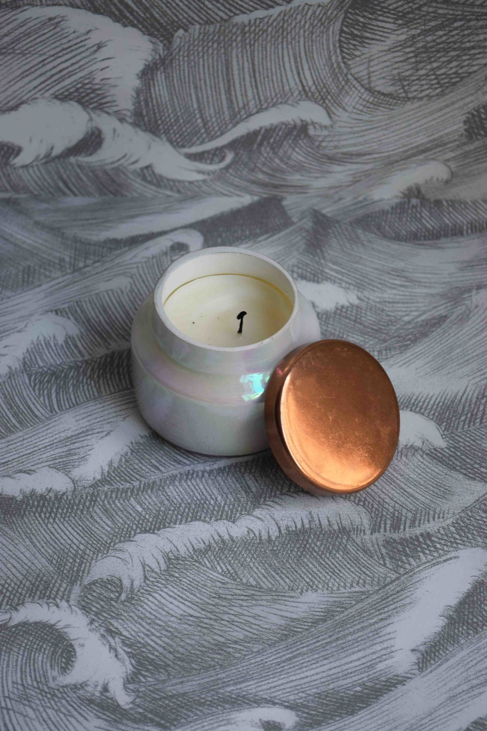 Scented Candle from Anthropoloie - ©Detail Movement
