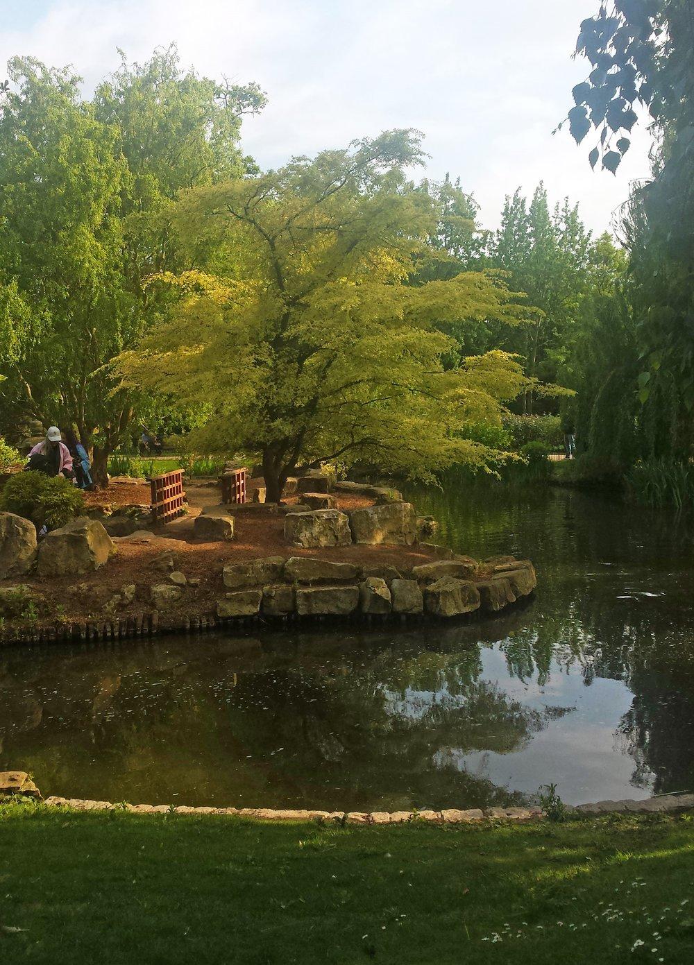 Regent's Park ©Detail Movement