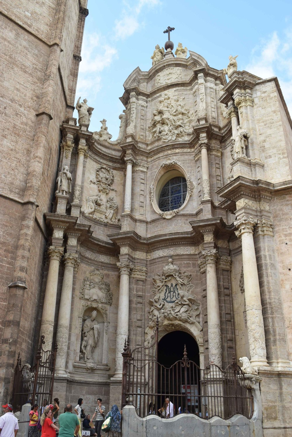 The Old Cathedral Valencia ©Detail Movement