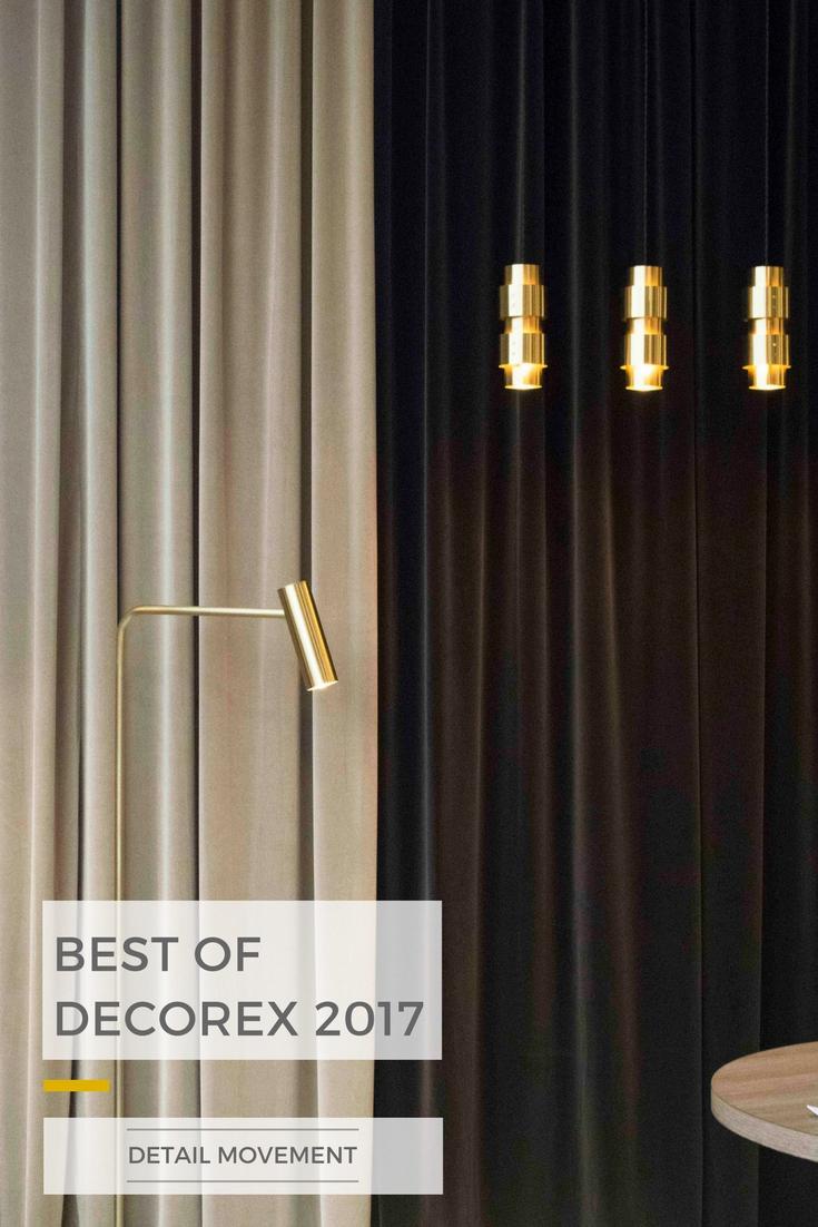 Best of Decorex 2017 ©Detail Movement pin 2