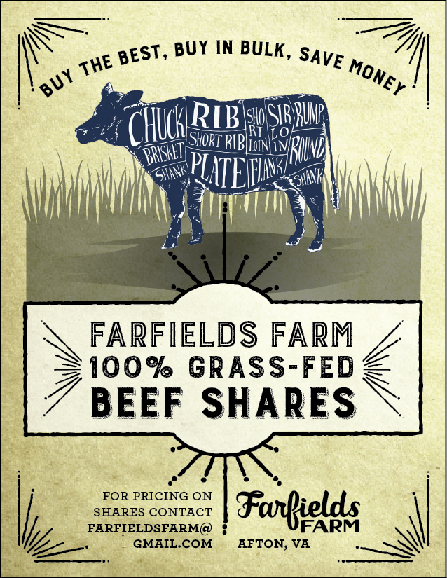 Farfields Farm promotional material. 2015