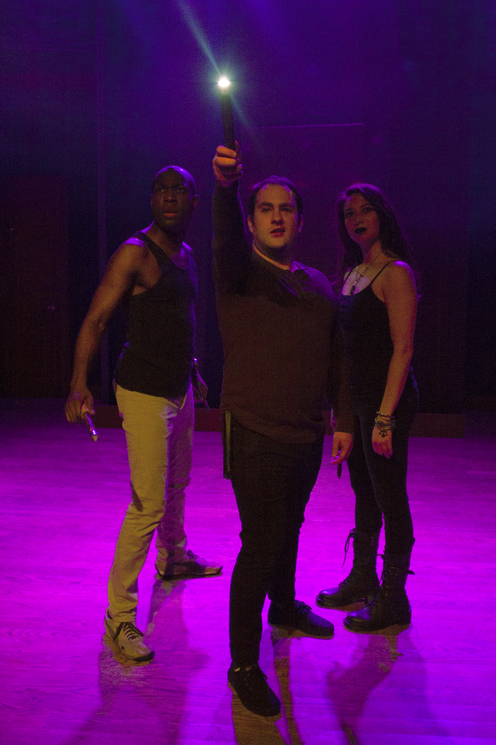 IMG_3465 - Oliver (Langston Belton), Wayne (Zac Moon) and Megan (Julie Ann Earls)-Photo by Lloyd Mulvey.jpg