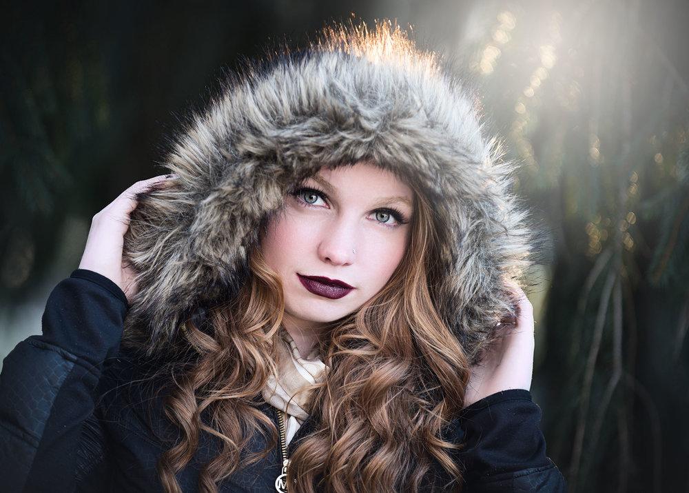Eve Taverne Photography Senior Model