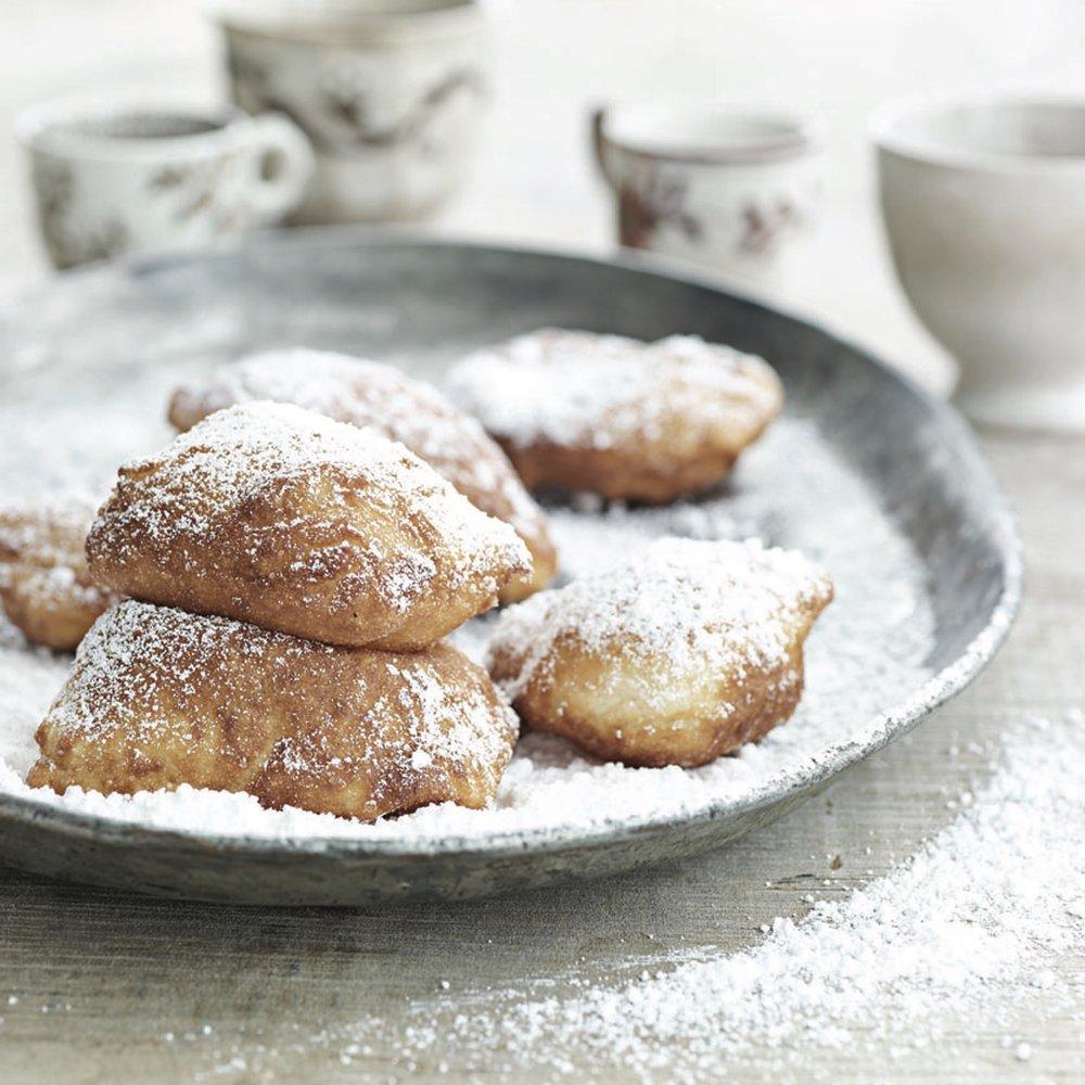 bayou bakery beignets