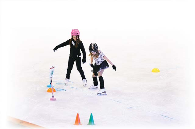 Ice Skating ChildrencI
