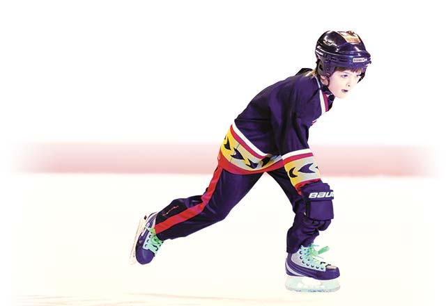 Hockey and Ringette Skating Skills