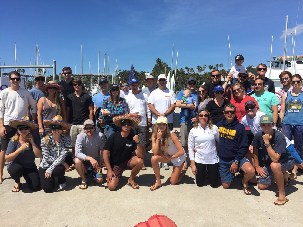 2016 North - South Regatta Participants