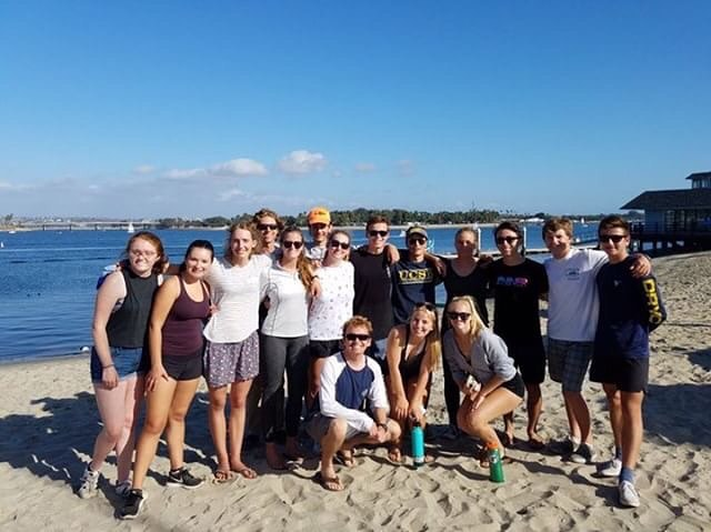 These gauchos had a blast sailing in Mission Bay this weekend at the UCSD Triton Open and Frosh-Soph regattas. Congrats on winning both events for the second year in a row, and not to mention the awesome freshmen who won Frosh Soph by the largest point margin recorded in techscore history! Thanks to UCSD Sailing for hosting such a fun event!