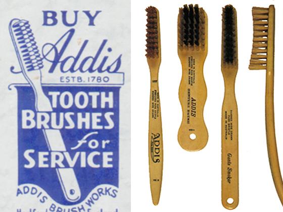 Image source http://madeupinbritain.uk/Toothbrush - The Addis style brush