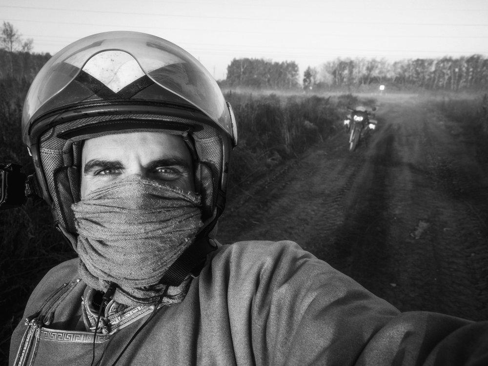 James Stronsky - Motorcyclist, photographer & adventure dude.