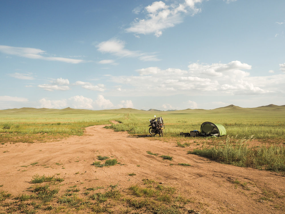 Stranded on the Steppe - All photo's by James Stronsky #chasingnothing_