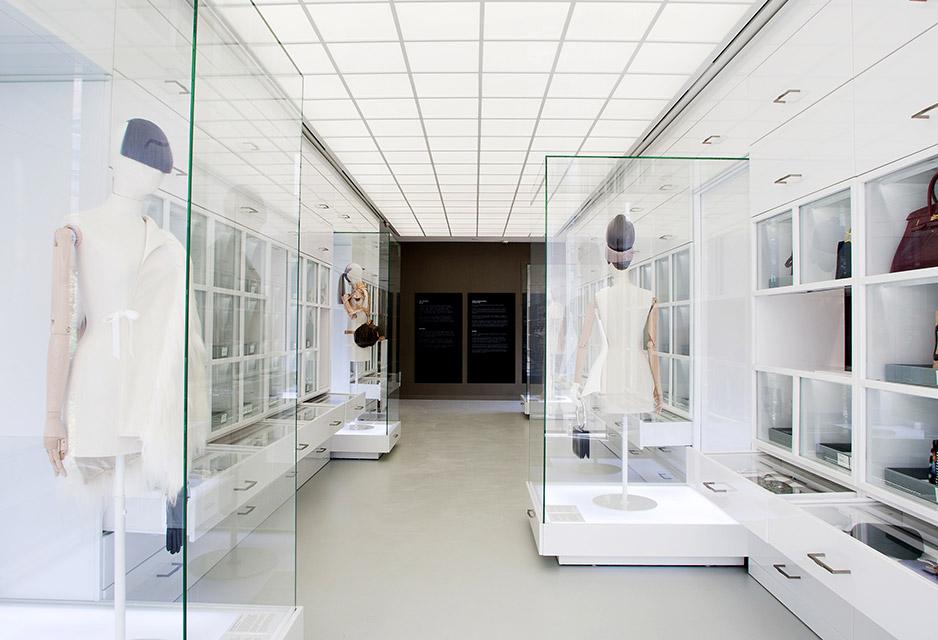 Handbag museum