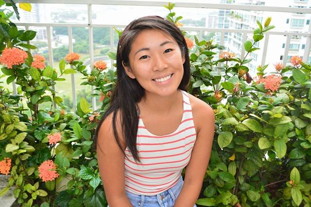 Kaitlyn Heo - Rep   Hi! I'm Kaitlyn Heo, one of your UMBC D6 reps for this year. I'm a junior majoring in biology and minoring in Korean. I play tennis but I also enjoy playing volleyball and football. I'm always down to go get bubble tea!
