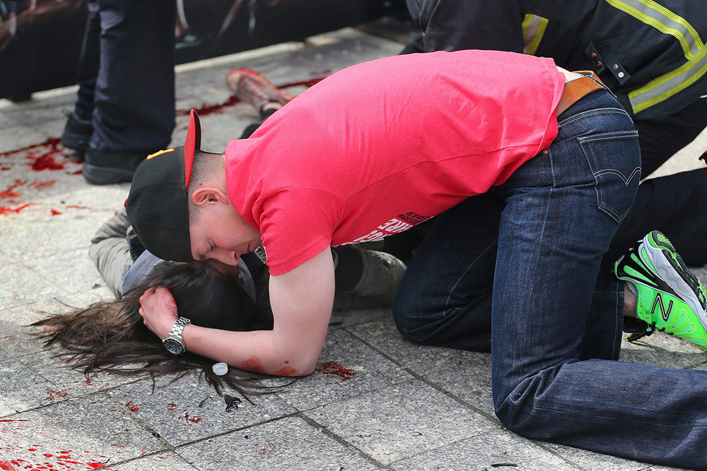 John Tlumacki/The Boston Globe/Getty Images