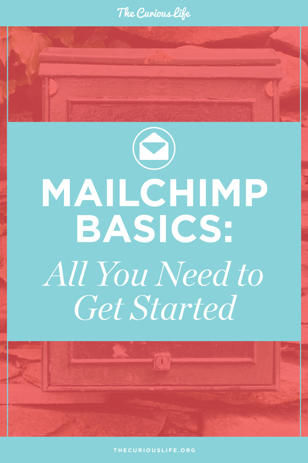 mailchimp basics how-to newsletter list tutorial