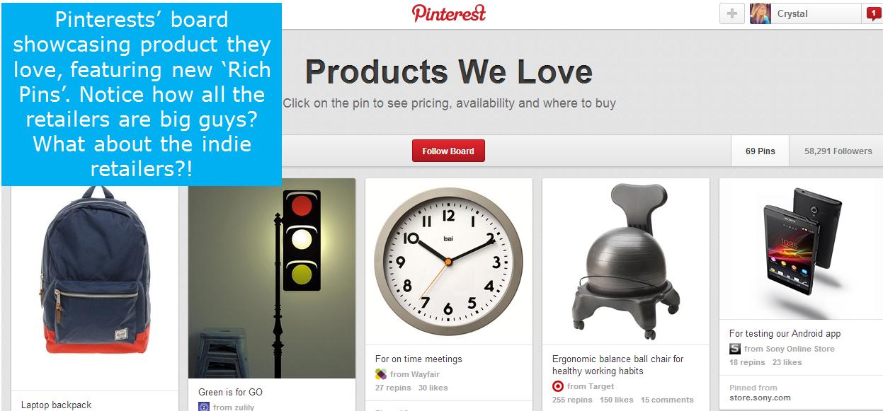 Pinterest Rich Pins