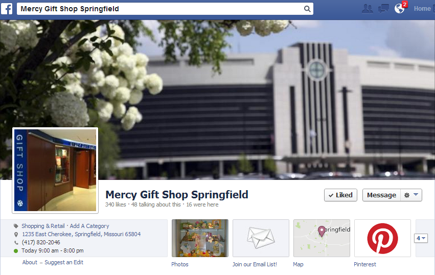 example of a great facebook cover image