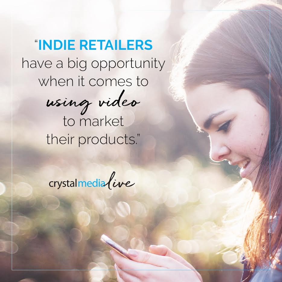 use video to market your products