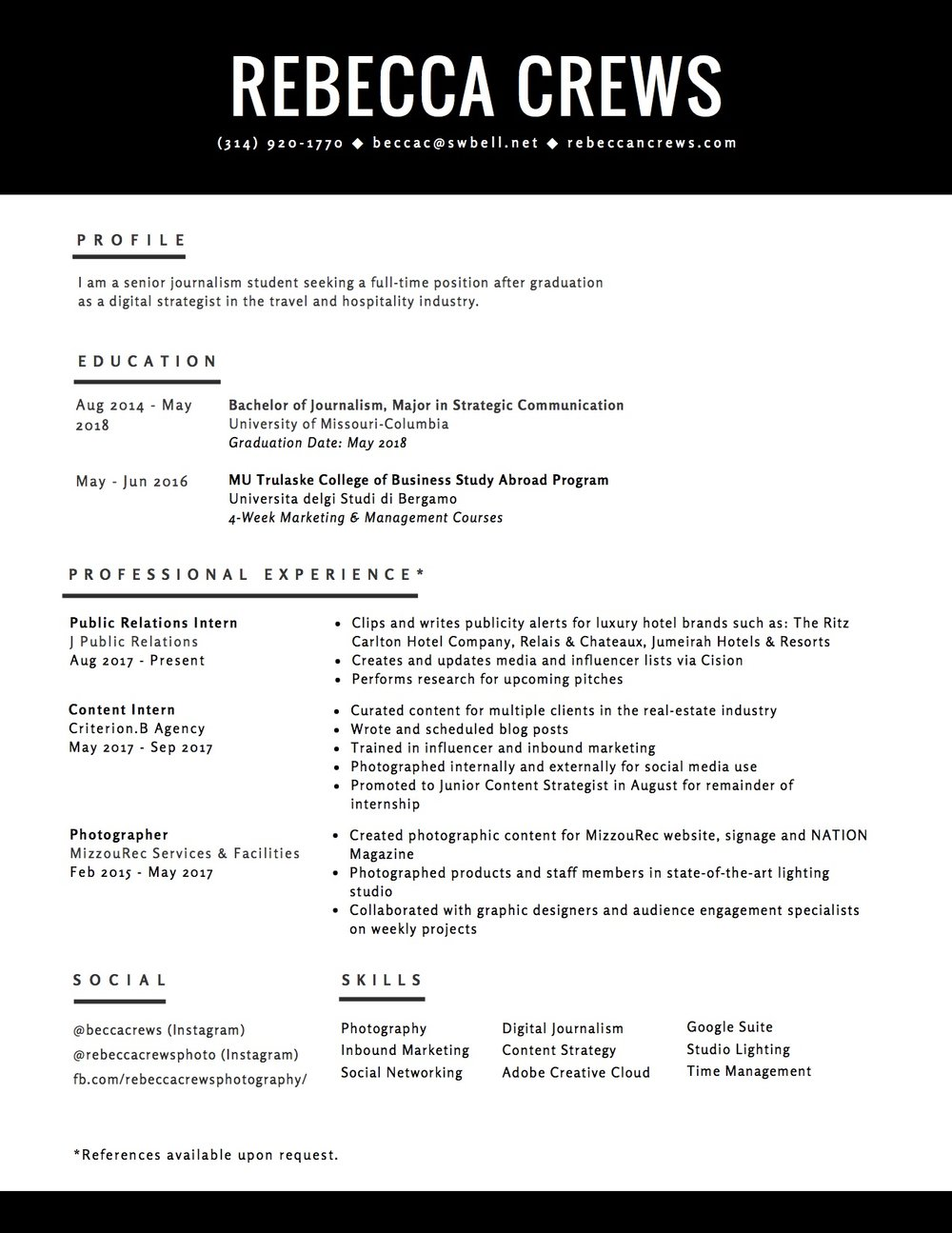 beaufiful google intern resume photos internship resume