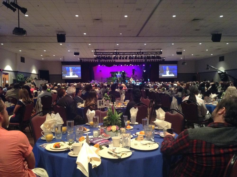 YMCA Annual Celebration of Prayer Breakfast