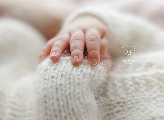 They're only this tiny once... #babyfingers #newbornfingers #newbornphotography