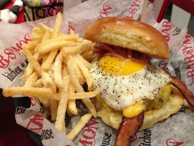 Bar Symon Burger