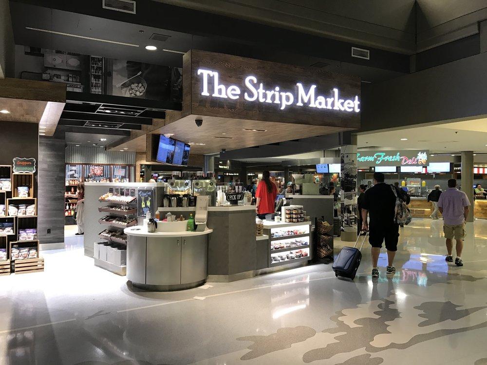 The Strip Market