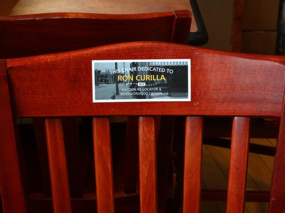 52nd Street Market Chair