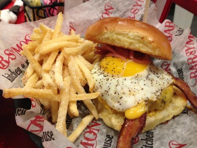 Lula Burger Bar Symon