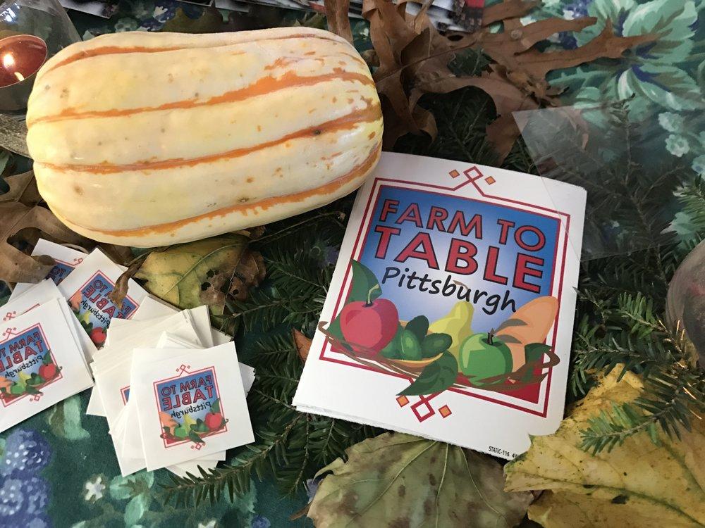 Farm to Table Harvest Tasting