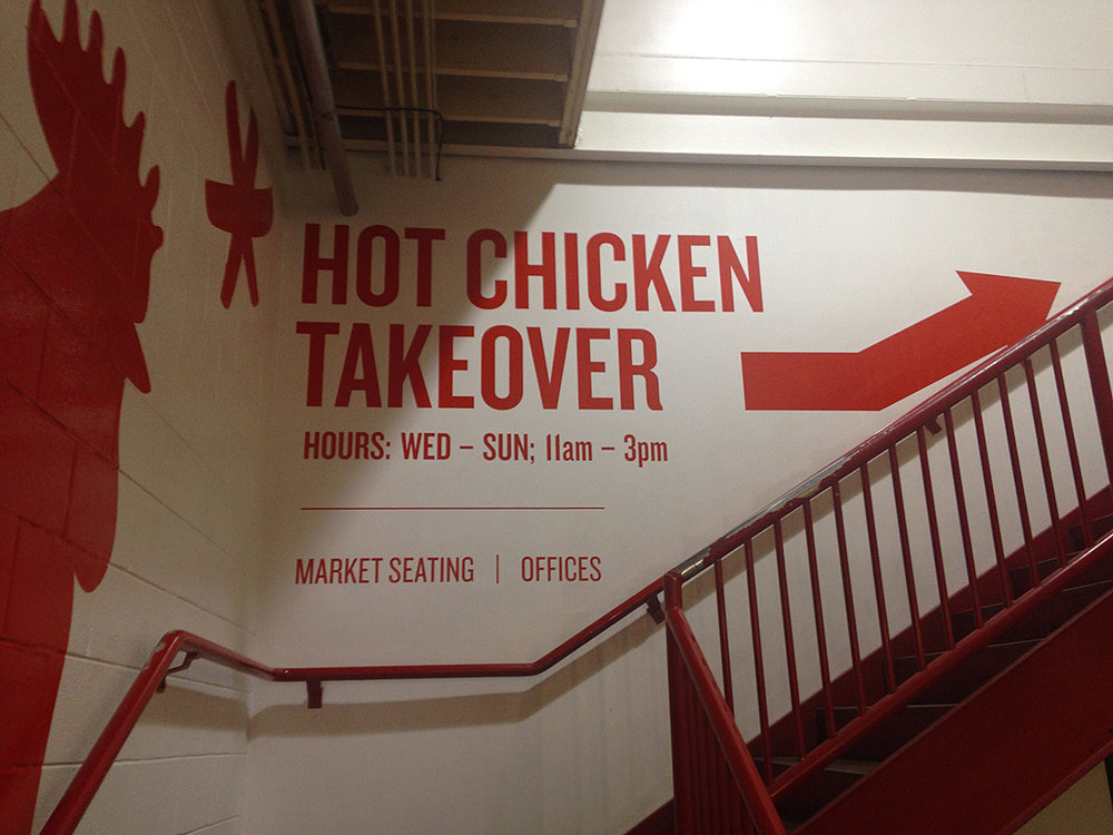 Hot Chicken Takeover
