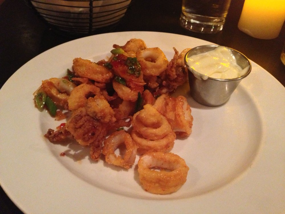 Calamari Coda Bar + Kitchen