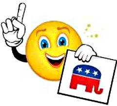 Only 12% of our county register as Republican, so don't stay home! We need every voter on deck!